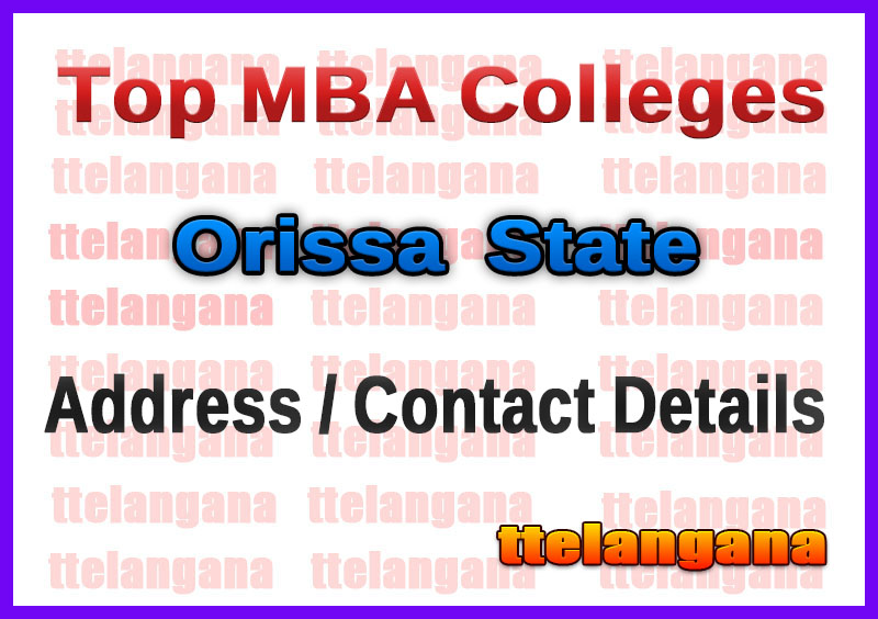 Top MBA Colleges in Orissa