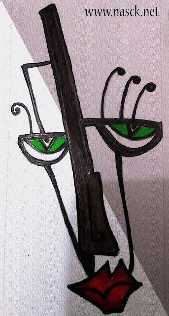 Nasck - Sticker - Olhos