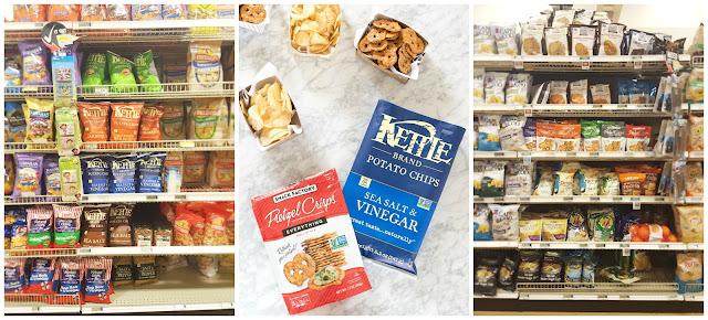 Kettle Brand Potato Chips Sea Salt & Vinegar, Snack Factory Pretzel Crisps, review, best chips, munchies, snacks, where to buy,