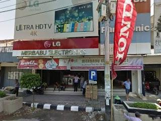 Toko Merbabu Shop Elektronik Tegal
