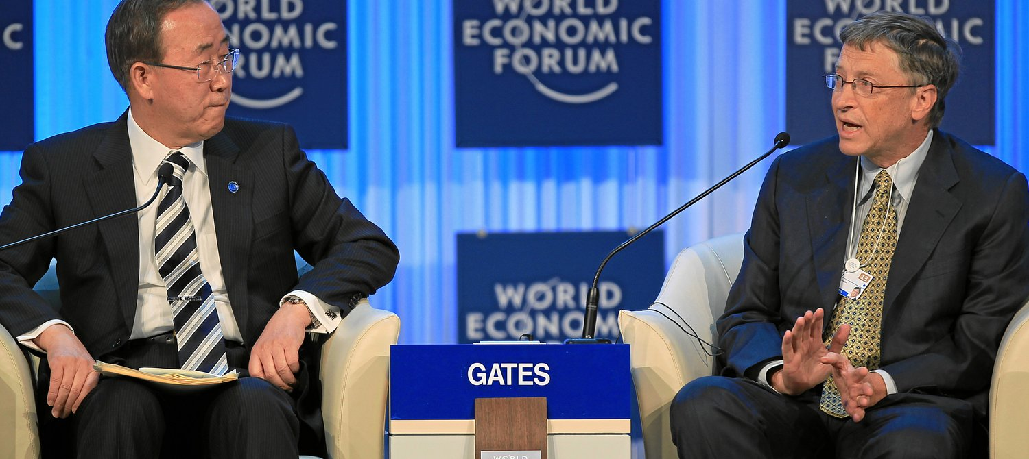 Bill Gates and Ban Ki-moon Are Trying To Fight Climate Change On A Global Level