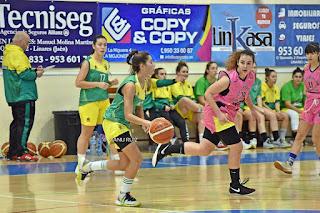 Victoria del CB Linares y derrota del Jaén CB en la Nacional Femenina