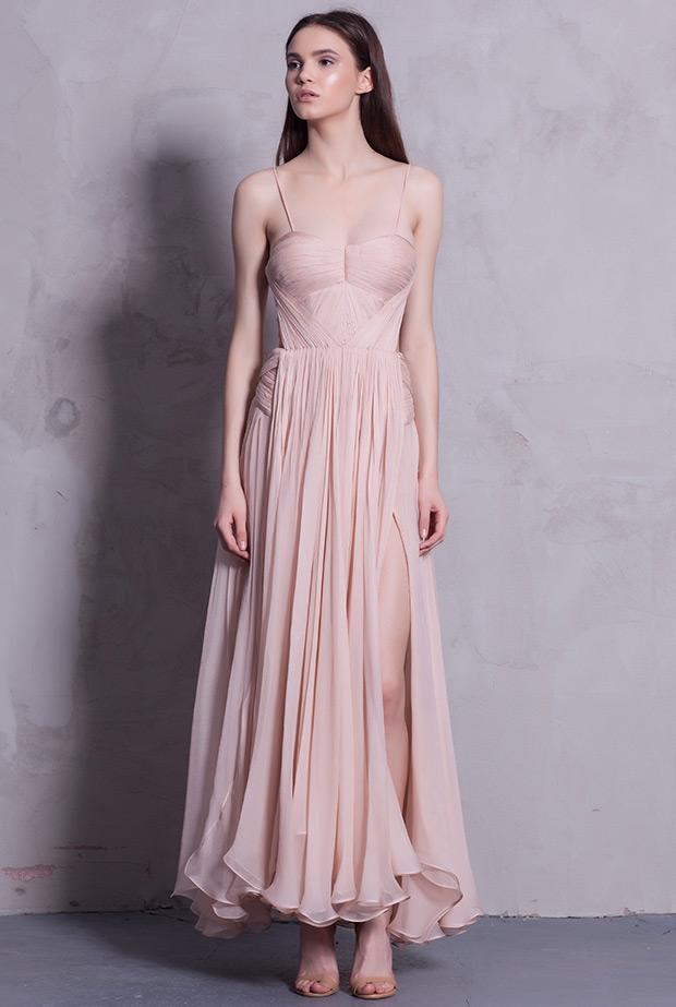 Pastel Colored Hues Wedding Dress Sense   a blog about wedding