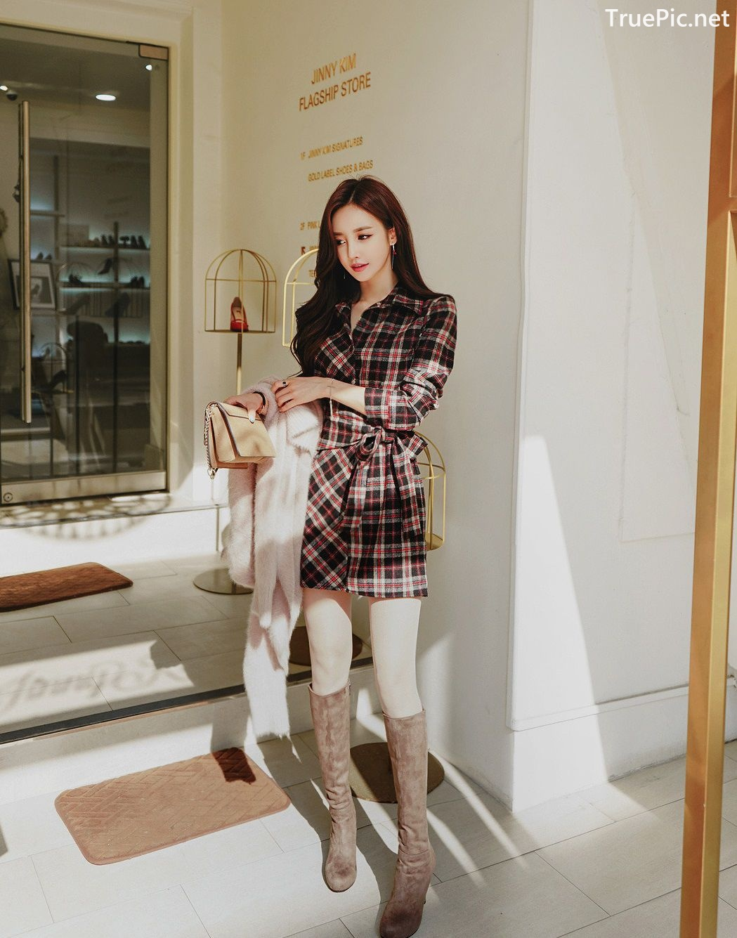 Image Son Yoon Joo Beautiful Photos – Korean Fashion Collection #3 - TruePic.net - Picture-4