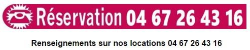 réservation locations de vacances au cap d'agde residence amoureva 04 67 26 43 16