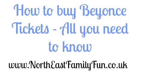 how to get beyonce tickets