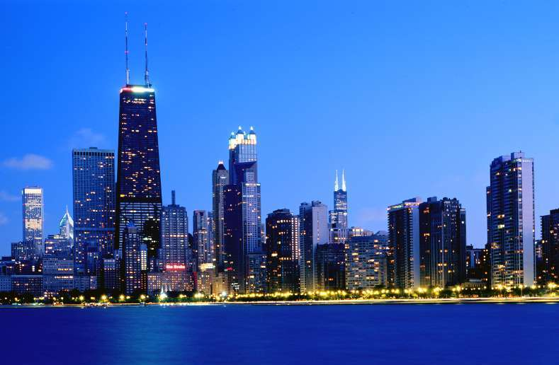 The Thighmaster Route to Kona: Don't cry for me, Chicago
