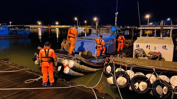 海巡與警秋節聯合掃蕩 守護漁民權益及國人健康