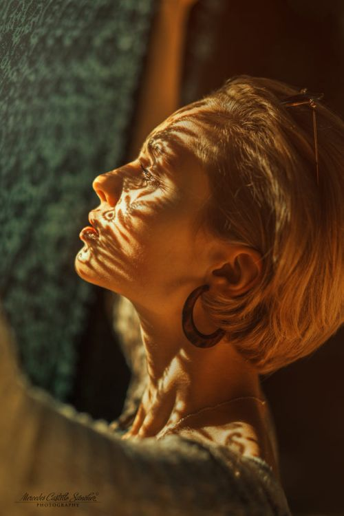 Mercedes Castillo Sánchez 500px arte fotografia mulheres modelos fashion luz sombras sol padrões geométricos