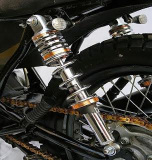 Gambar Modifikasi Motor Thunder Terbaru