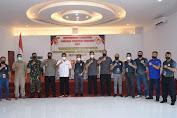 Paolus Hadi Resmikan Membuka Muskab Perbakin Sanggau tahun 2021