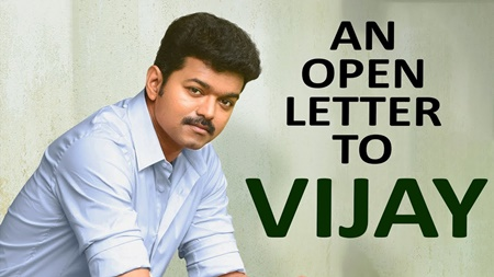 A Letter To Thalapathy Vijay by a Fan ! | #HBDThalapathyVijay