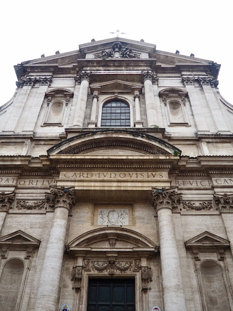 Church of St Ignatius, Rome, Italy