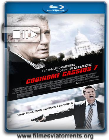 Codinome Cassius 7 Torrent - BluRay Rip 720p Dublado