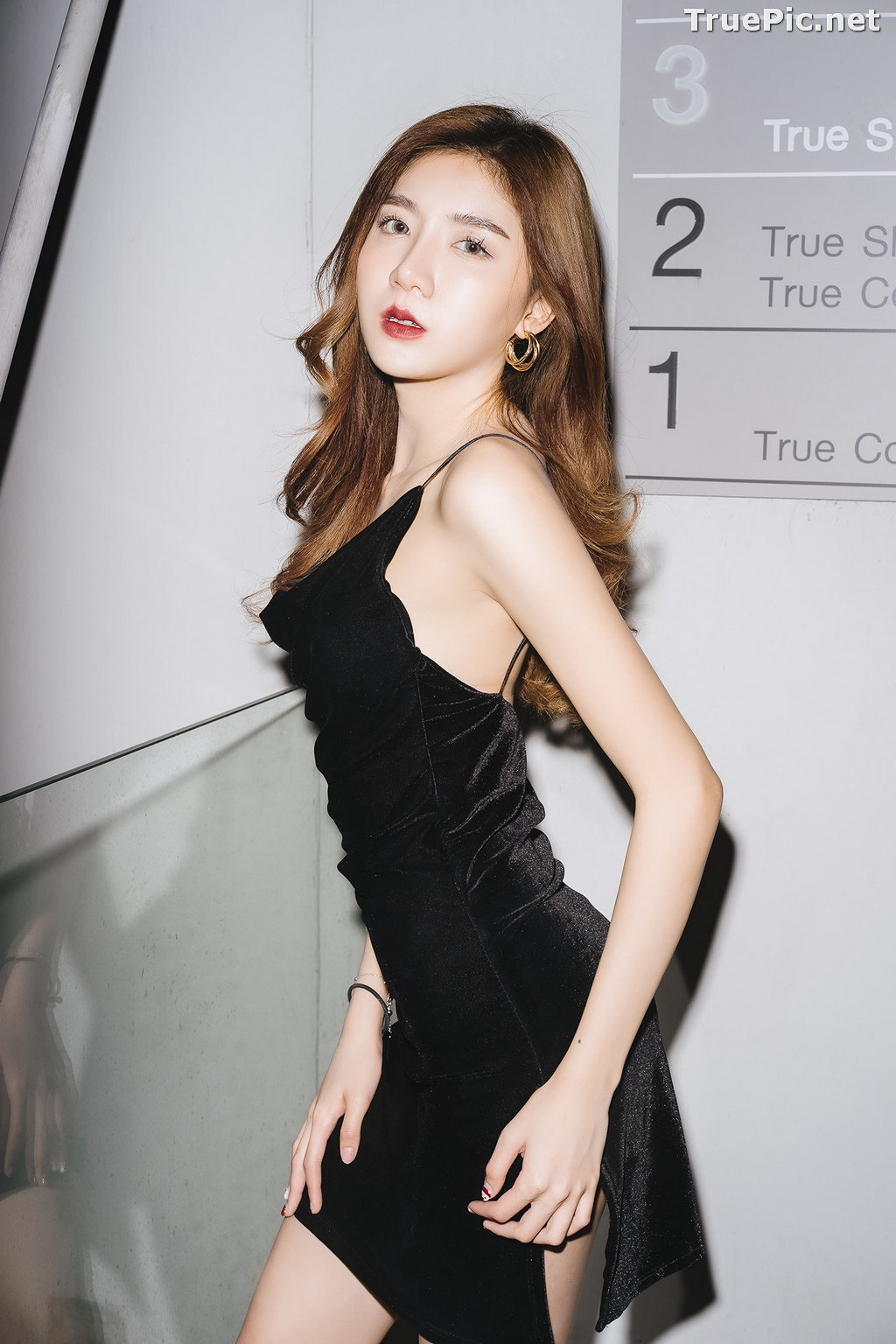 Image Thailand Model - Sasi Ngiunwan - Black For SiamNight - TruePic.net - Picture-28