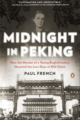 Midnight in Peking by Paul French – Front cover