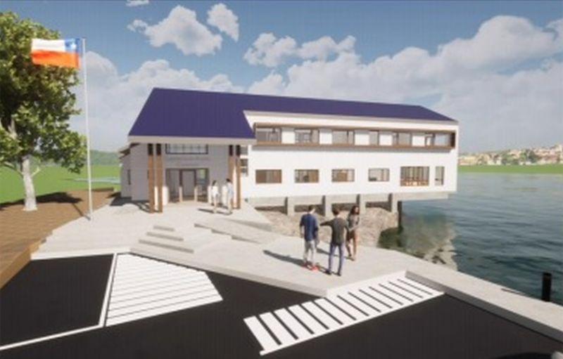 $500 millones para construcción de la capitanía de puerto de Cochamó