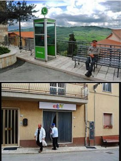 قرية إيطالية يعيش سكانها بعيداً عن شبكات التواصل الإجتماعي