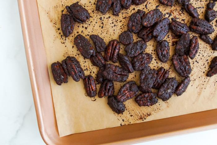 Copycat Trader Joe's Cocoa Chile Spiced Pecans Recipe