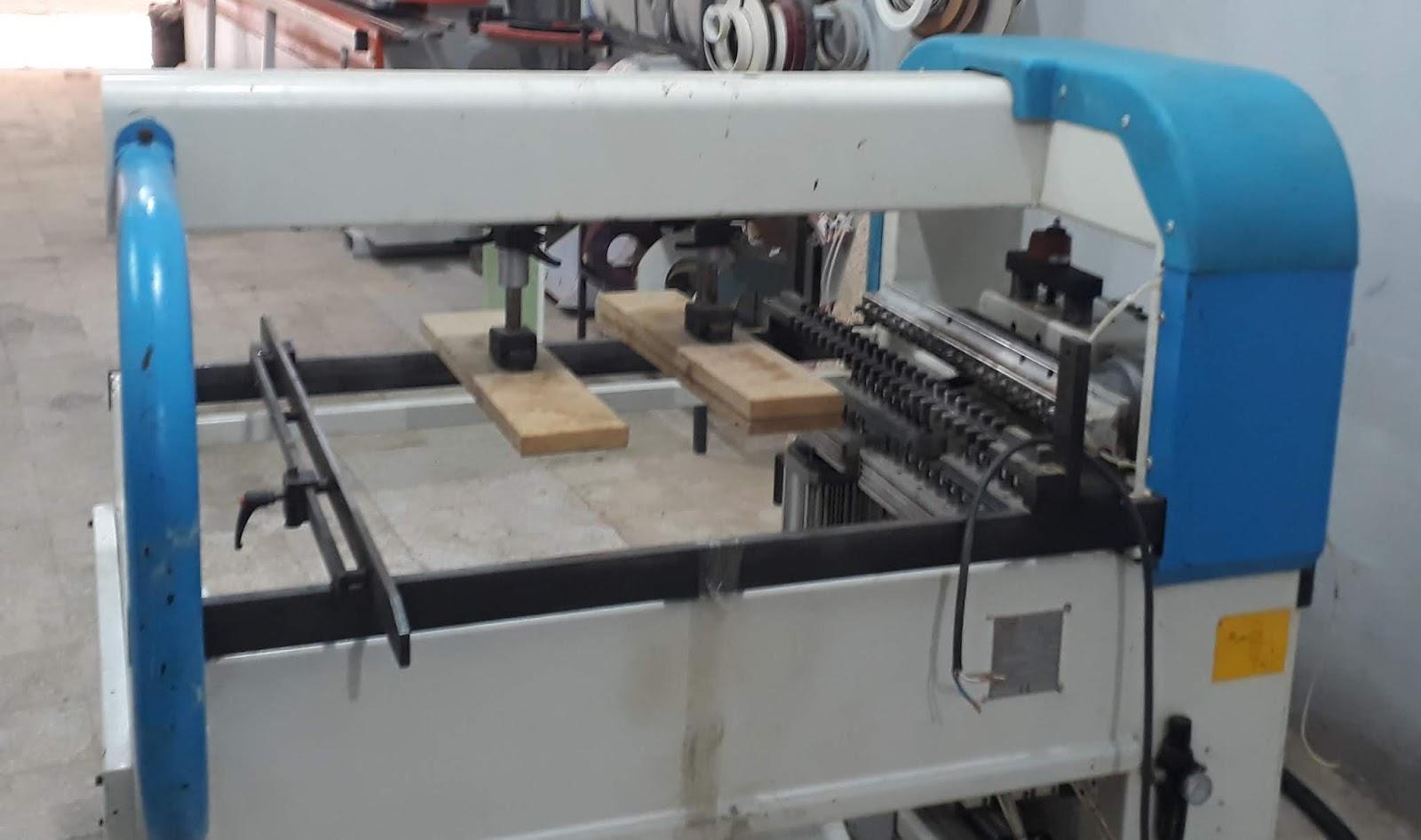 ماكينة تخريم اليتا
