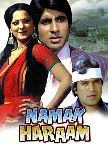 Poster Of Namak Haraam 1973 720p Hindi HDRip Full Movie Download