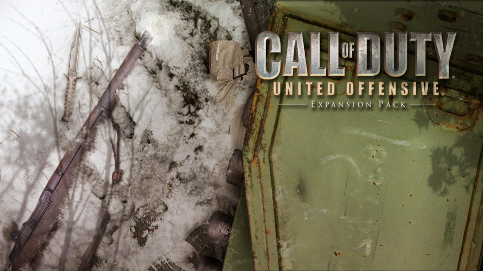 تحميل لعبة الأكشن كول أوف ديوتي يونايتد أوفينسيف - Call of Duty: United Offensive