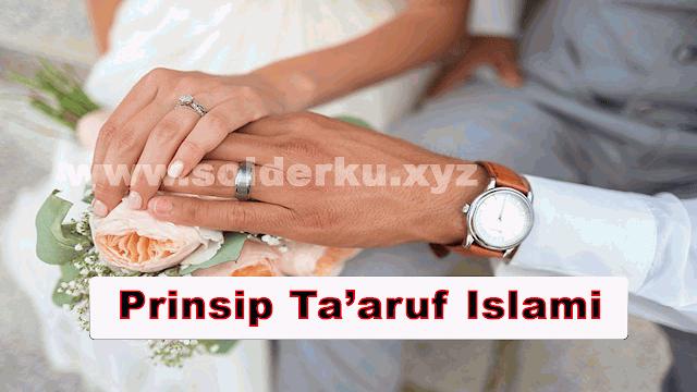 3 Prinsip Ta'aruf Sebagai Pernikahan Islami
