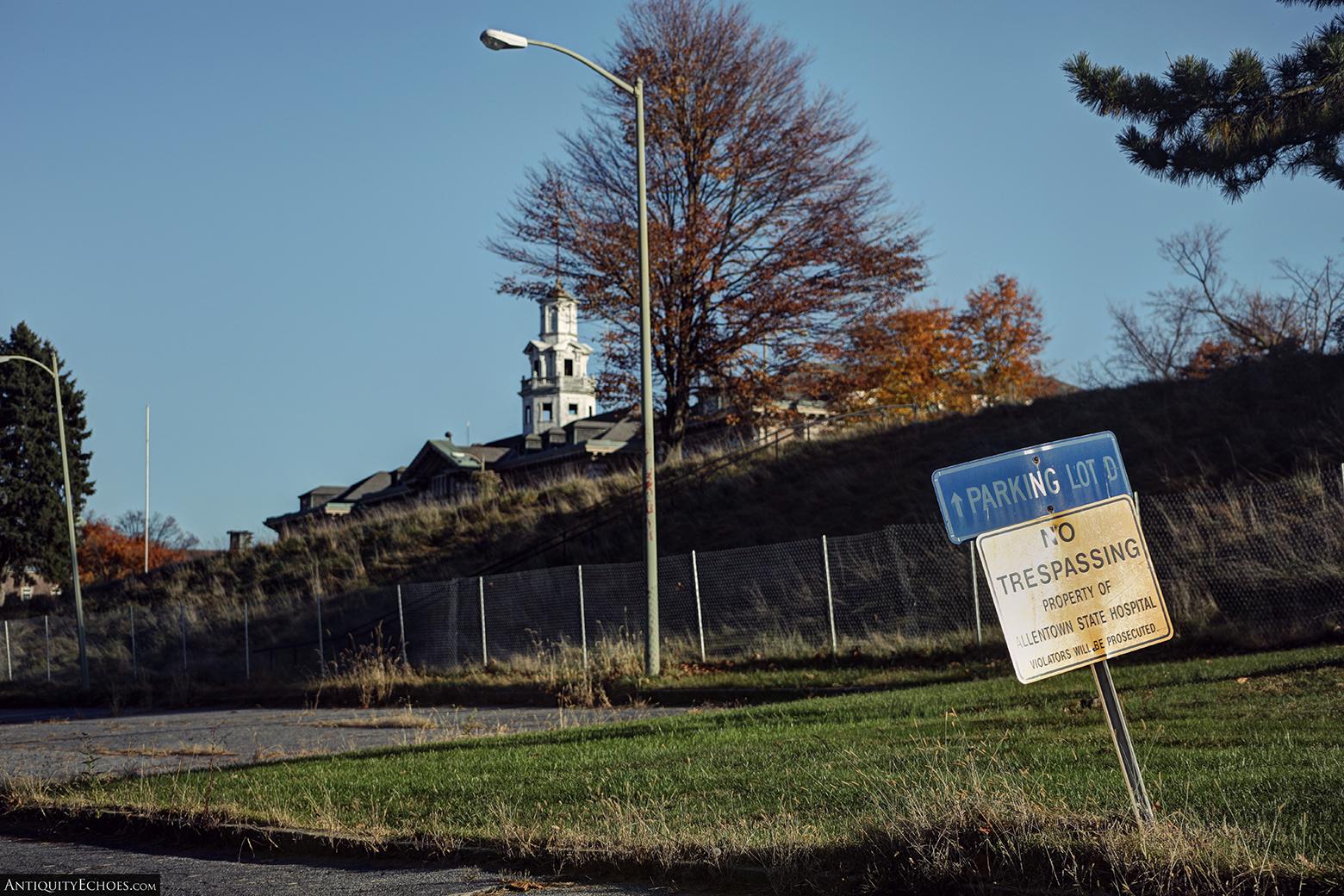 Allentown State Hospital - Windowless Spire