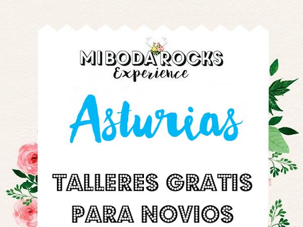 Reserva plaza Talleres Mi Boda Rocks Experience Asturias