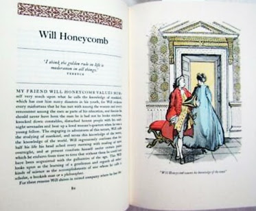 Will Honey Comb, a gentleman who always had a very easy fortune.