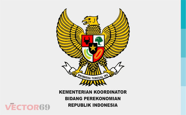 Logo Kemenko Bidang Perekonomian Indonesia - Download Vector File SVG (Scalable Vector Graphics)