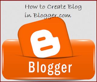 Make-blog-blogger