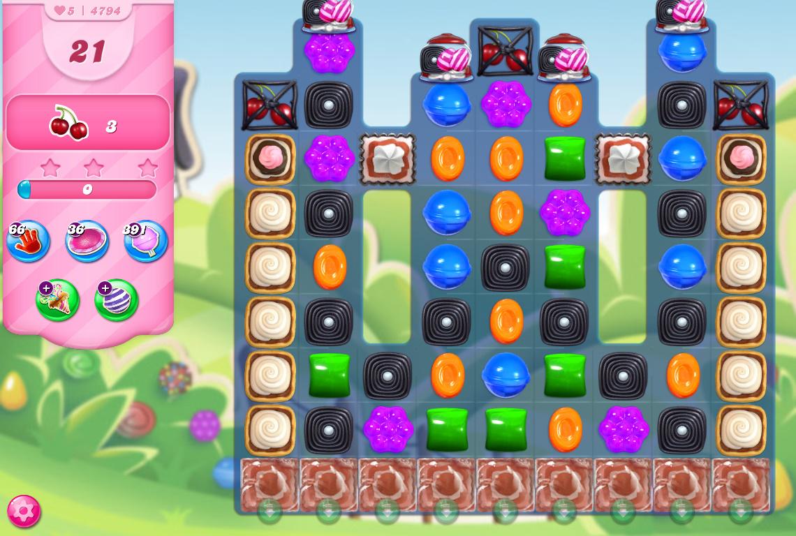 Candy Crush Saga level 4794