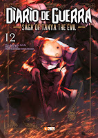 Diario de guerra: Saga of Tanya The Evil #12 - ECC Ediciones
