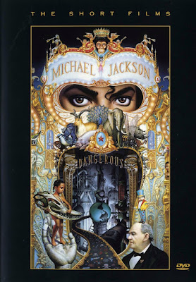 Michael Jackson Dangerous: The Short Films 1993 DVD R1 NTSC VO