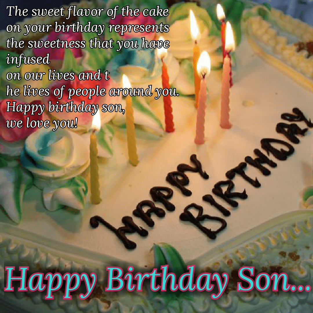 Birthday Wishes For Son Love Shayari In Hindi Top Collection Of