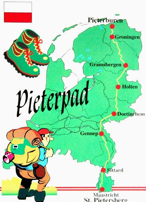 Pieterpad Holandia