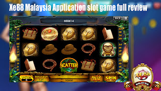 Xe88 Slot game Treasure Chase review