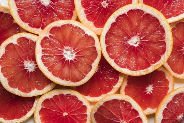 Benefits of grapefruit, the world's most water-containing fruit