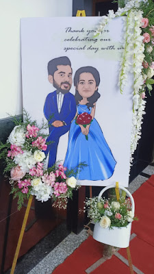 wedding caricature Images