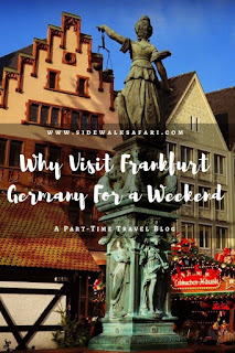 Travel in Germany: Is Frankfurt Worth Visiting