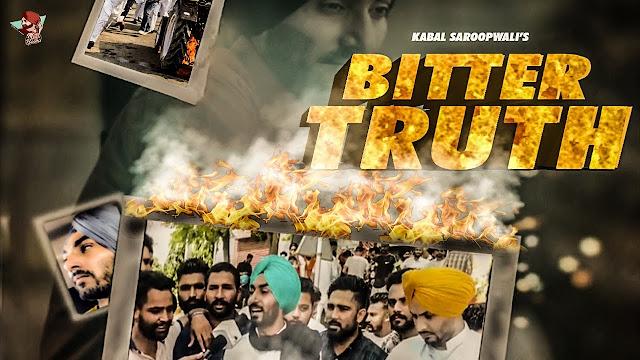 BITTER TRUTH SONG LYRICS - Kabal Saroopwali   Jodhbir Chahal   Latest Punjabi Song 2020 Lyrics Planet