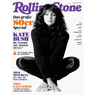 Kate on cover of Rolling Stone Germany