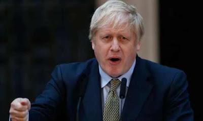 رئيس وزراء المملكة المتحدة يدرس إغلاق إنجلترا الأسبوع المقبل في أعقاب الموجة الثانية من جائحة COVID