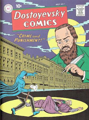 Dostoyevsky Comics