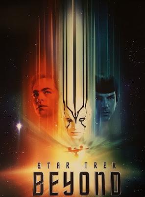 Poster Of Star Trek Beyond 2016 In Hindi Bluray Free Download