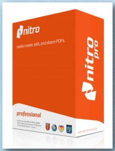 Nitro Pro Enterprise 13.9.1.155 Crack Free Download