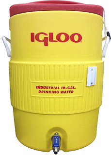 igloo yellow mash tun