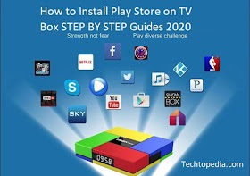 How to Install Play Store on TV Box STEP BY STEP Guides 2020