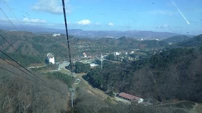 Yongpyong Ski Resort Cable Car